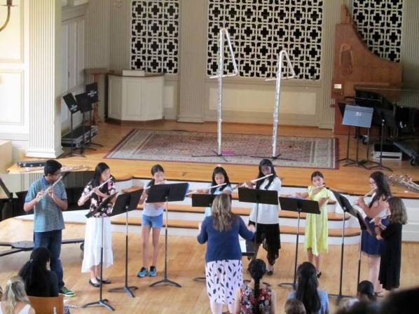 westminster flute camp teaching